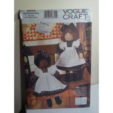 Vogue Linda Carr Sewing Pattern 8925