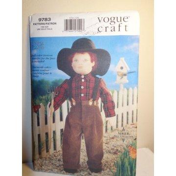 Vogue Linda Carr Sewing Pattern 9783