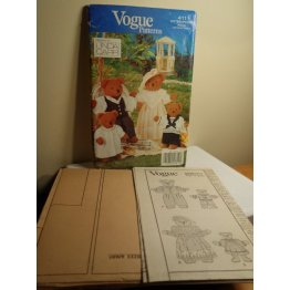 VOGUE Linda Carr Sewing Pattern 411
