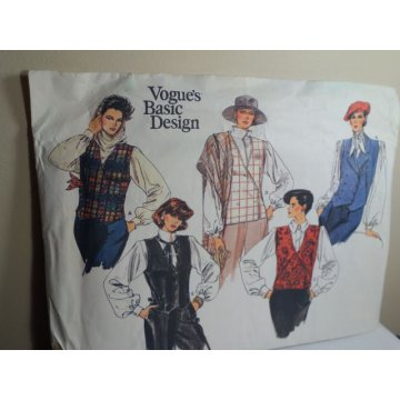 Vogue Sewing Pattern 1608