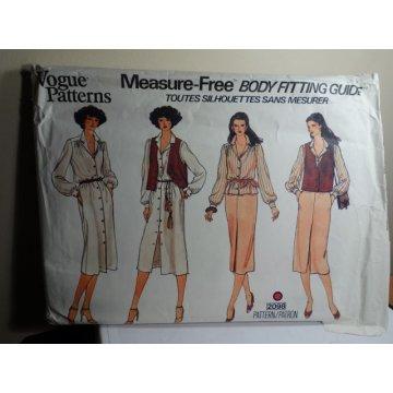 Vogue Sewing Pattern 2098