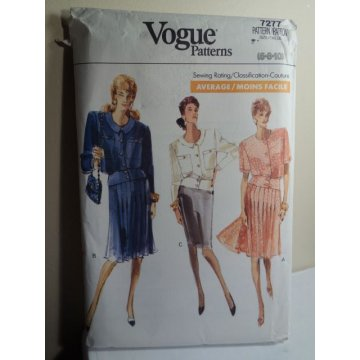 Vogue Sewing Pattern 7277