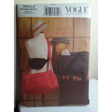 Vogue Sewing Pattern 8053