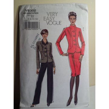 Vogue Sewing Pattern 8302