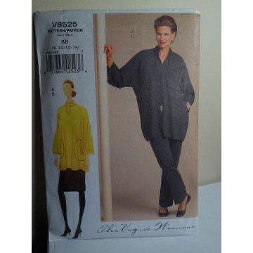 Vogue Sewing Pattern 8525