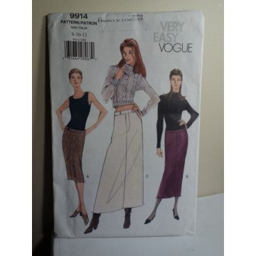 Vogue Sewing Pattern 9914