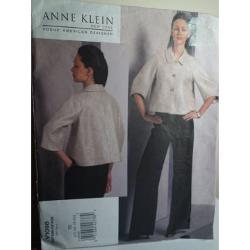 Vogue Sewing Pattern 1098