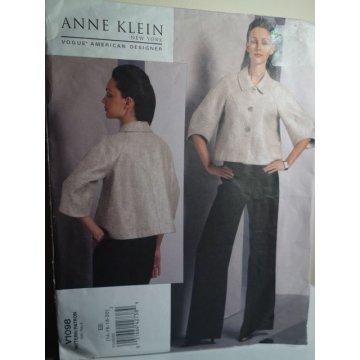 Vogue Sewing Pattern 1098