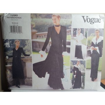 VOGUE Sewing Pattern 1290