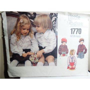 VOGUE Sewing Pattern 1770