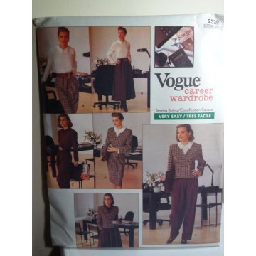 Vogue Sewing Pattern 2329