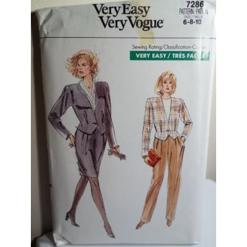 Vogue Sewing Pattern 7286