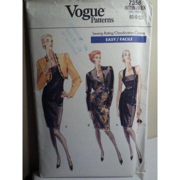 VOGUE Sewing Pattern 7358