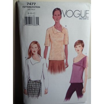 VOGUE Sewing Pattern 7477