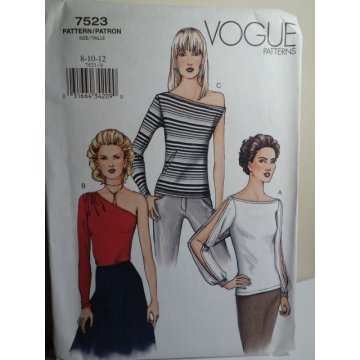 VOGUE Sewing Pattern 7523