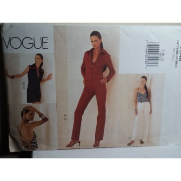 VOGUE Sewing Pattern 7548