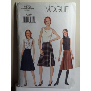 VOGUE Sewing Pattern 7572