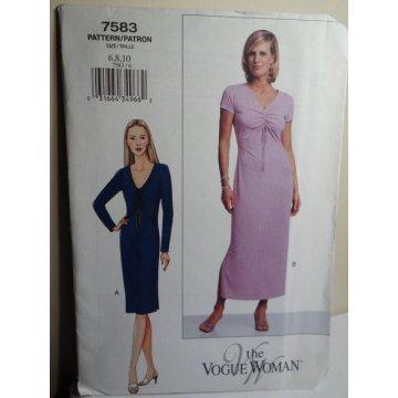 VOGUE Sewing Pattern 7583