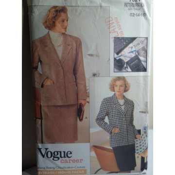 VOGUE Sewing Pattern 7621