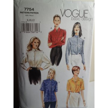 VOGUE Sewing Pattern 7754