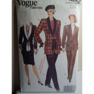 VOGUE Sewing Pattern 7924