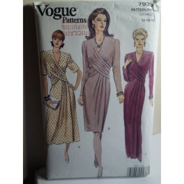 VOGUE Sewing Pattern 7939