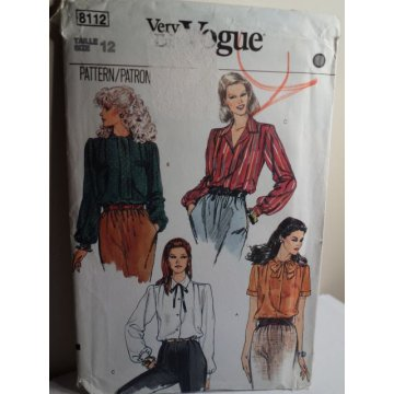 VOGUE Sewing Pattern 8112