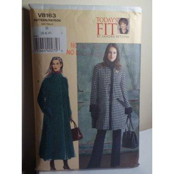 Vogue Sewing Pattern 8163