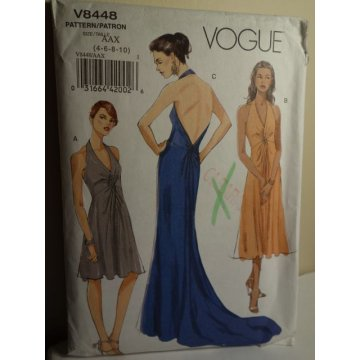 Vogue Sewing Pattern 8448