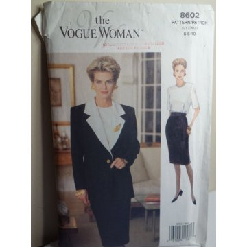 VOGUE Sewing Pattern 8602