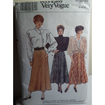 VOGUE Sewing Pattern 9789