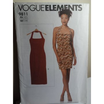 Vogue Sewing Pattern 9811