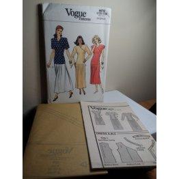 VOGUE Sewing Pattern 9870