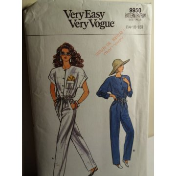 VOGUE Sewing Pattern 9950