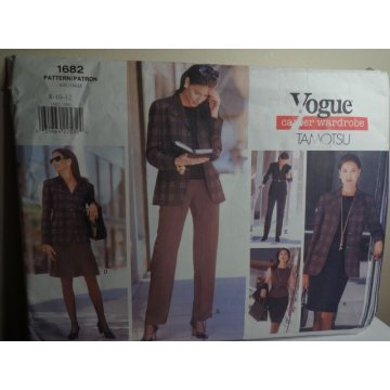 VOGUE TAMOTSU Sewing Pattern 1682